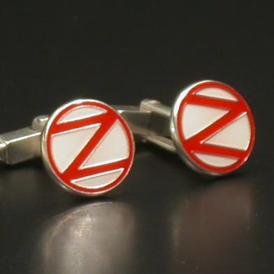 Cuff links Knokke Zoute