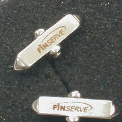 Cuff links FinServe
