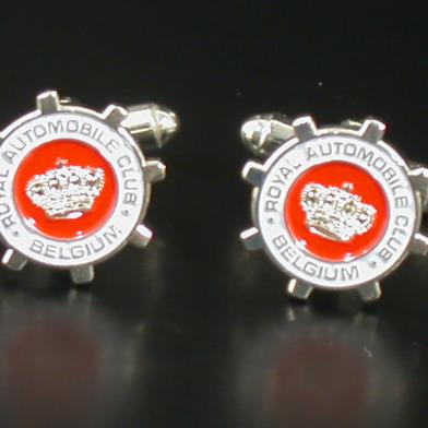 Cuff links Royal Automotive Club