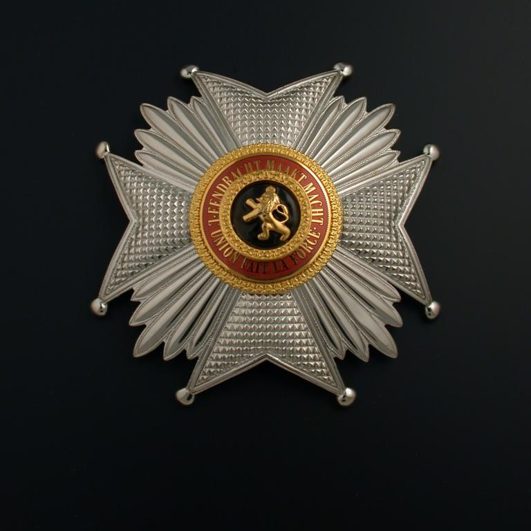 decorations official belgian decorations order of leopold