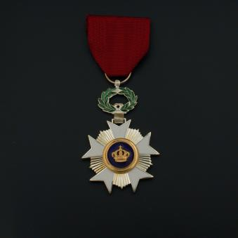 Knight in the Order of the Crown