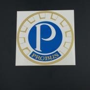 Probus sticker Ø100mm